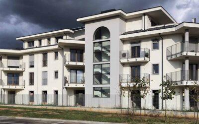 """ALLOGGIO TIPOLOGIA CENTRALE – Residenza """"Il Parco"""" – Via Circonvallazione Interna N.4 Orbassano (To)"""